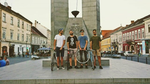 Cluj Fixed Gear